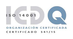 Logotipo Brand Spain 14001